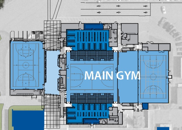 Facility Kent Meridian Gymnasium Site Plan – How To Get A Site Plan